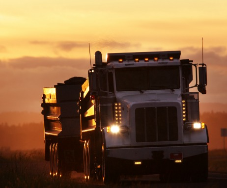 vocational trucking financing